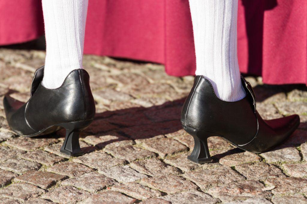 Man High Heels