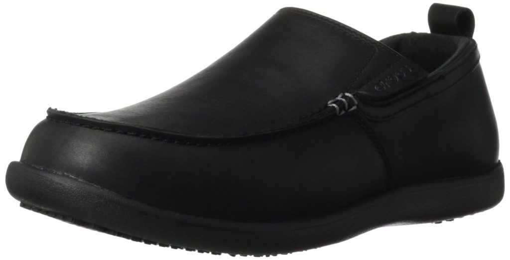 crocs mens tummler work shoe