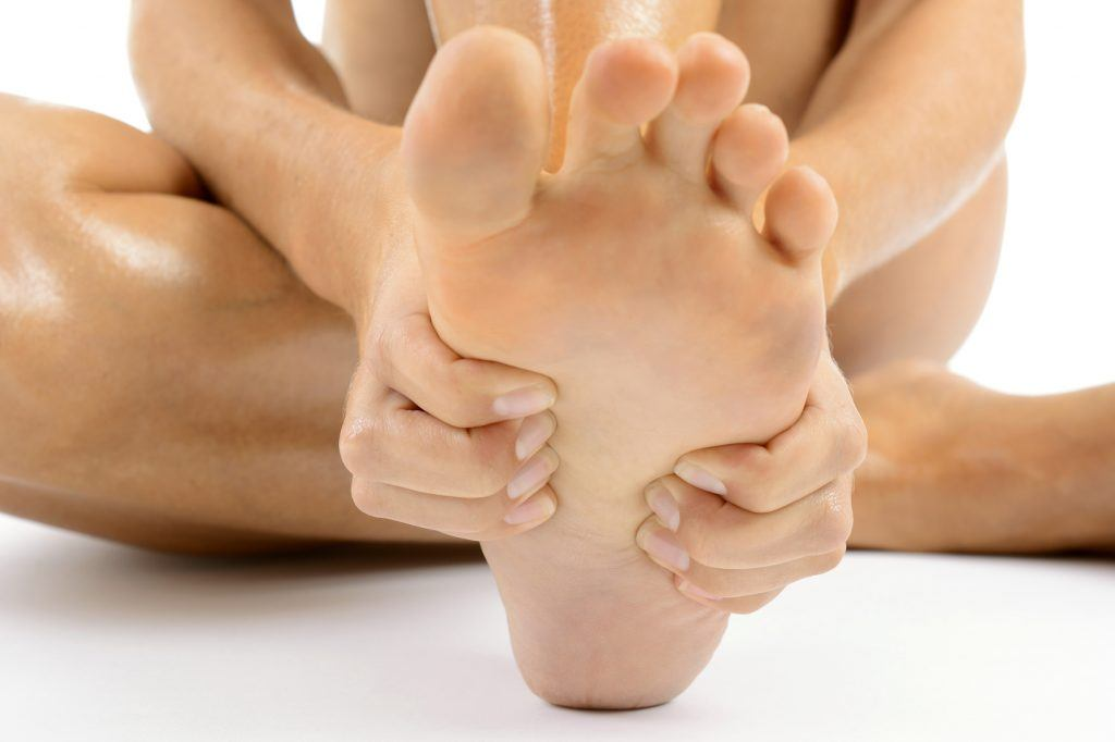 massage your feet