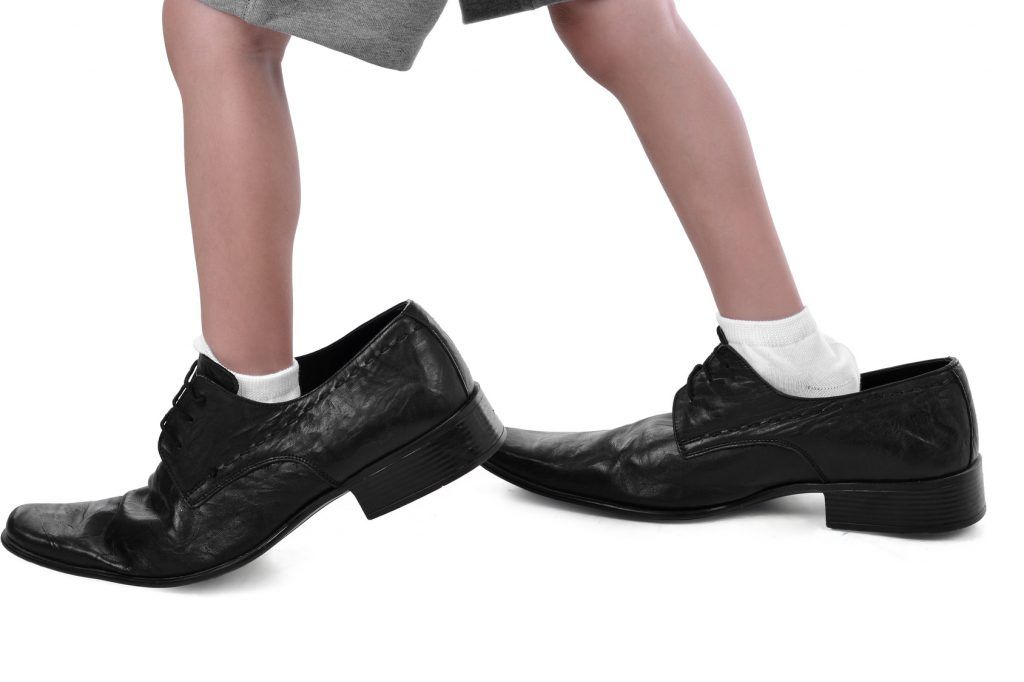 Things That Mean Walk In Your Shoes