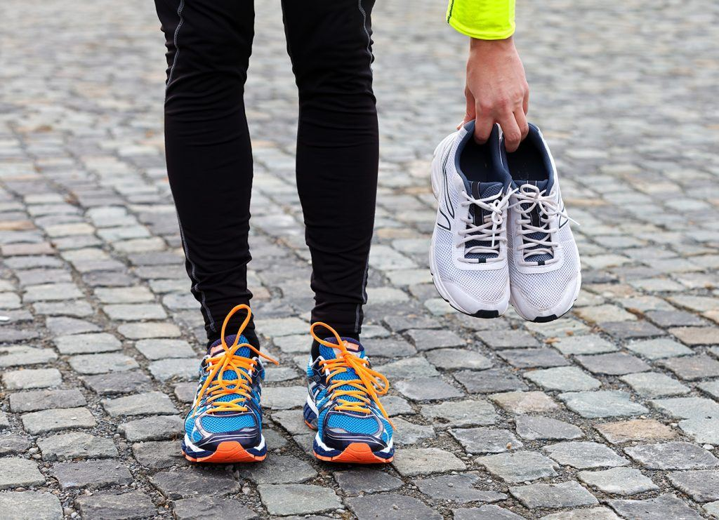 how should running shoes fit