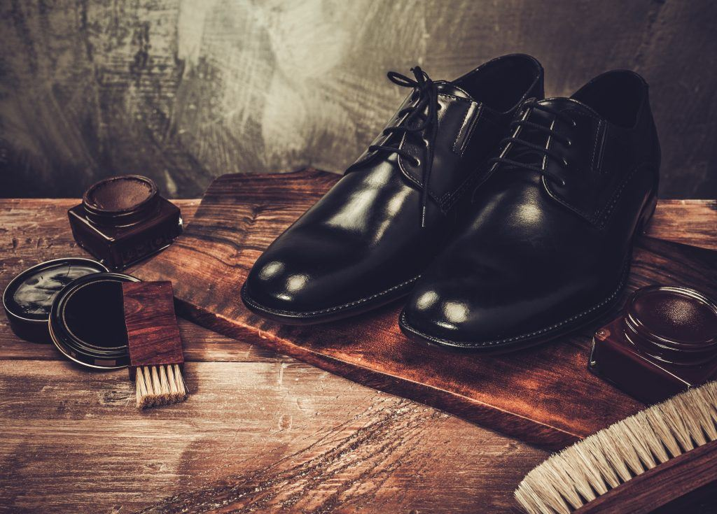 how to care for leather shoes in 4 simple steps