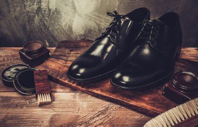 how to care for leather shoes