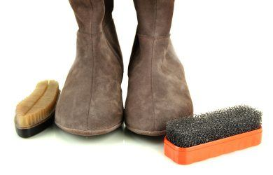 how to protect suede shoes