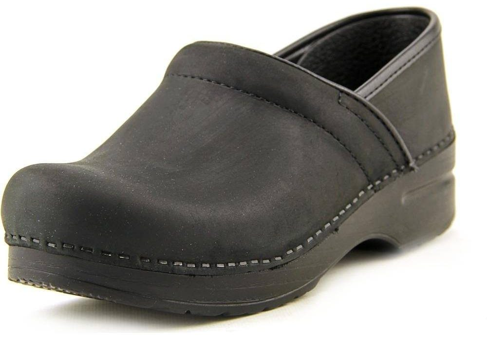 Dansko Women's Professional Tooled Clog 2