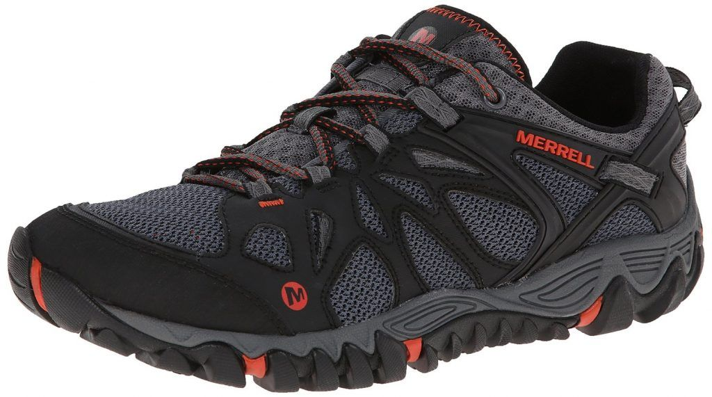 Merrell All Out Blaze Aero Sport Hiking Water Shoe