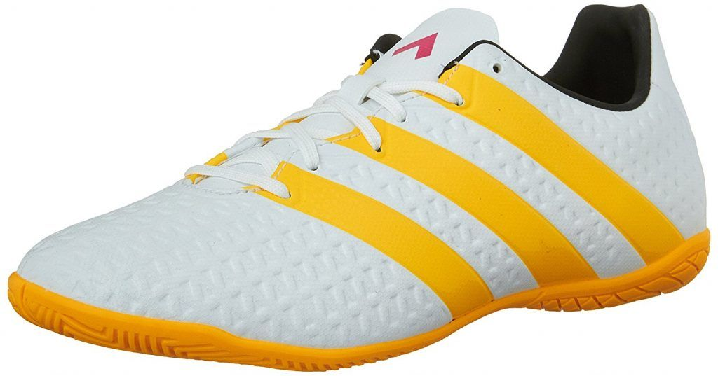 d7dd8d370b0 The 3 Best Indoor Soccer Shoes for Women  1. Adidas Performance Ace 16.4
