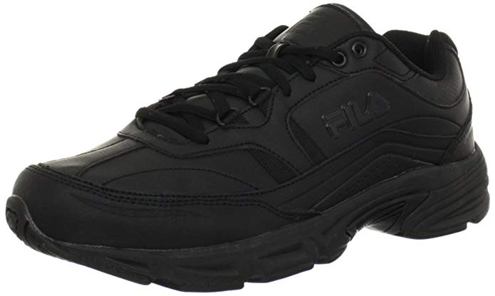 Fila Men's Memory Workshift Slip-Resistant Work Shoe