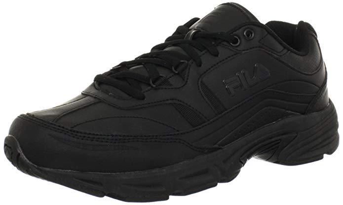 Fila Men's Memory Workshift Slip-Resistant Work Shoe