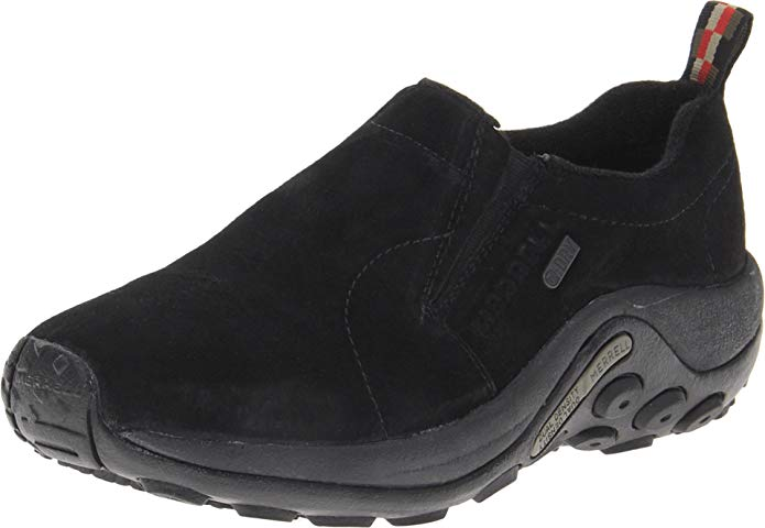 Merrell Women's Jungle Moc Waterproof Slip-On Shoe