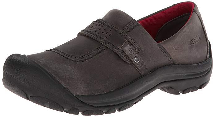 KEEN Kaci Full-Grain Slip-On Shoe (Women's)
