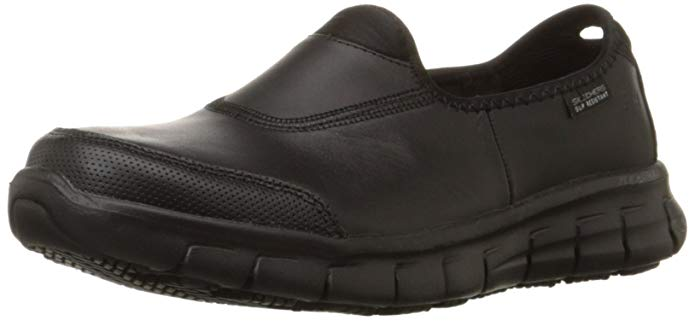 Skechers for Work Sure Track Slip Resistant Shoe (Women)