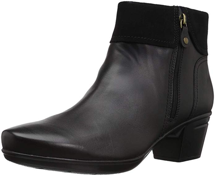 Clarks Emslie Twist Fashion Boot (Women's)