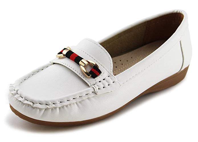 Jabasic Slip-On Flat Casual Driving Shoes (Women's)