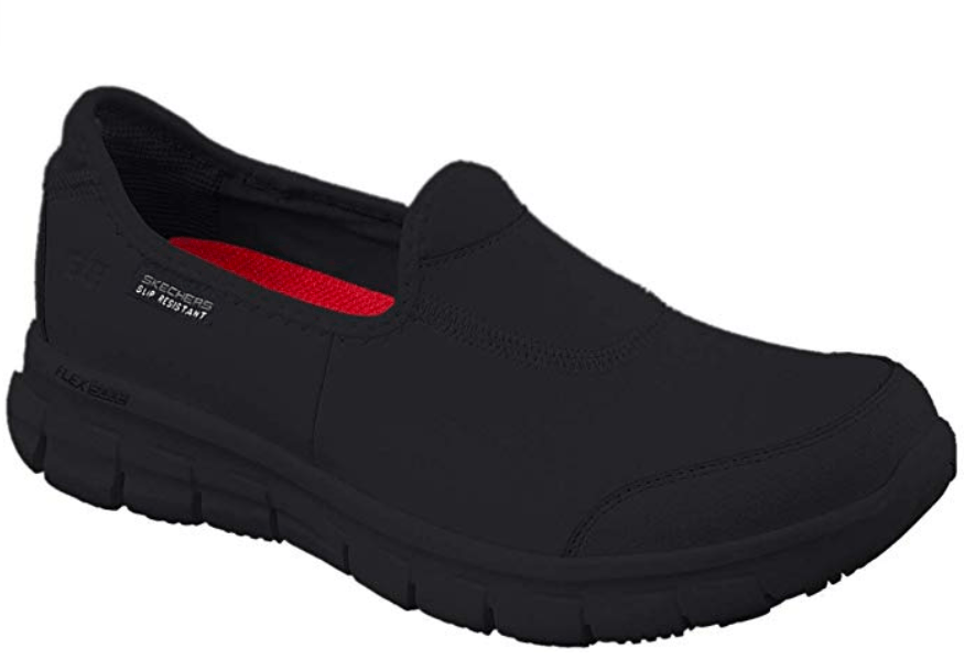 Skechers for Work Sure Track Slip Resistant Shoe (Women's)