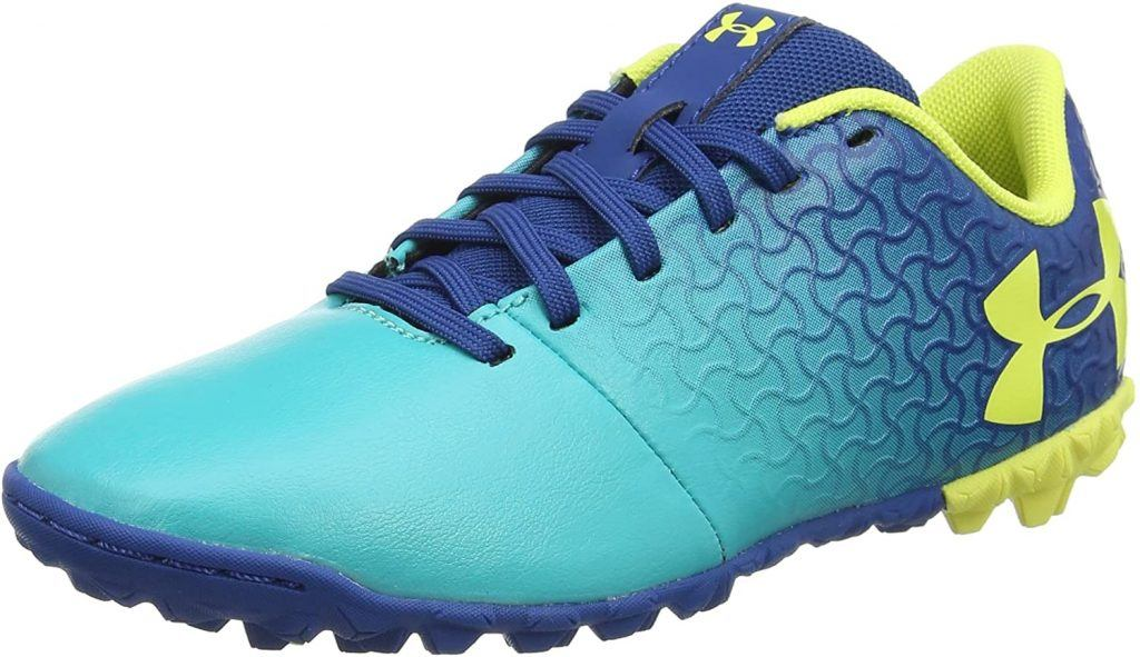 Under Armour Women's Magnetico Select Jr Turf Soccer Shoe